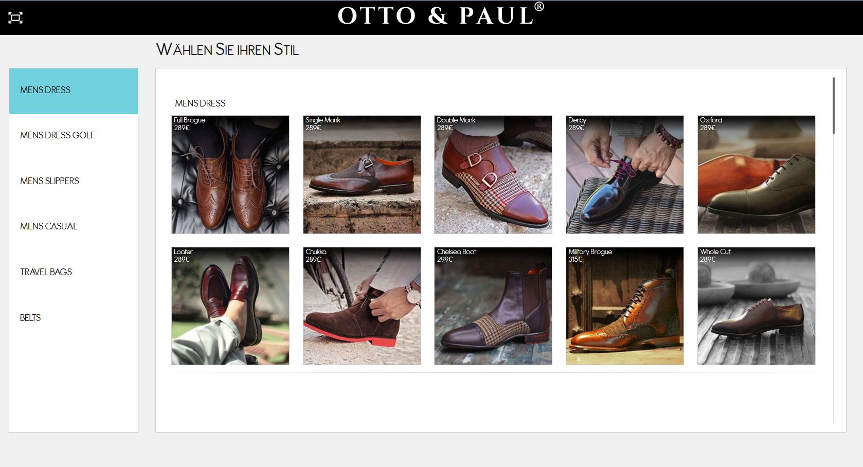 Otto & Paul - Die Schuhauswahl