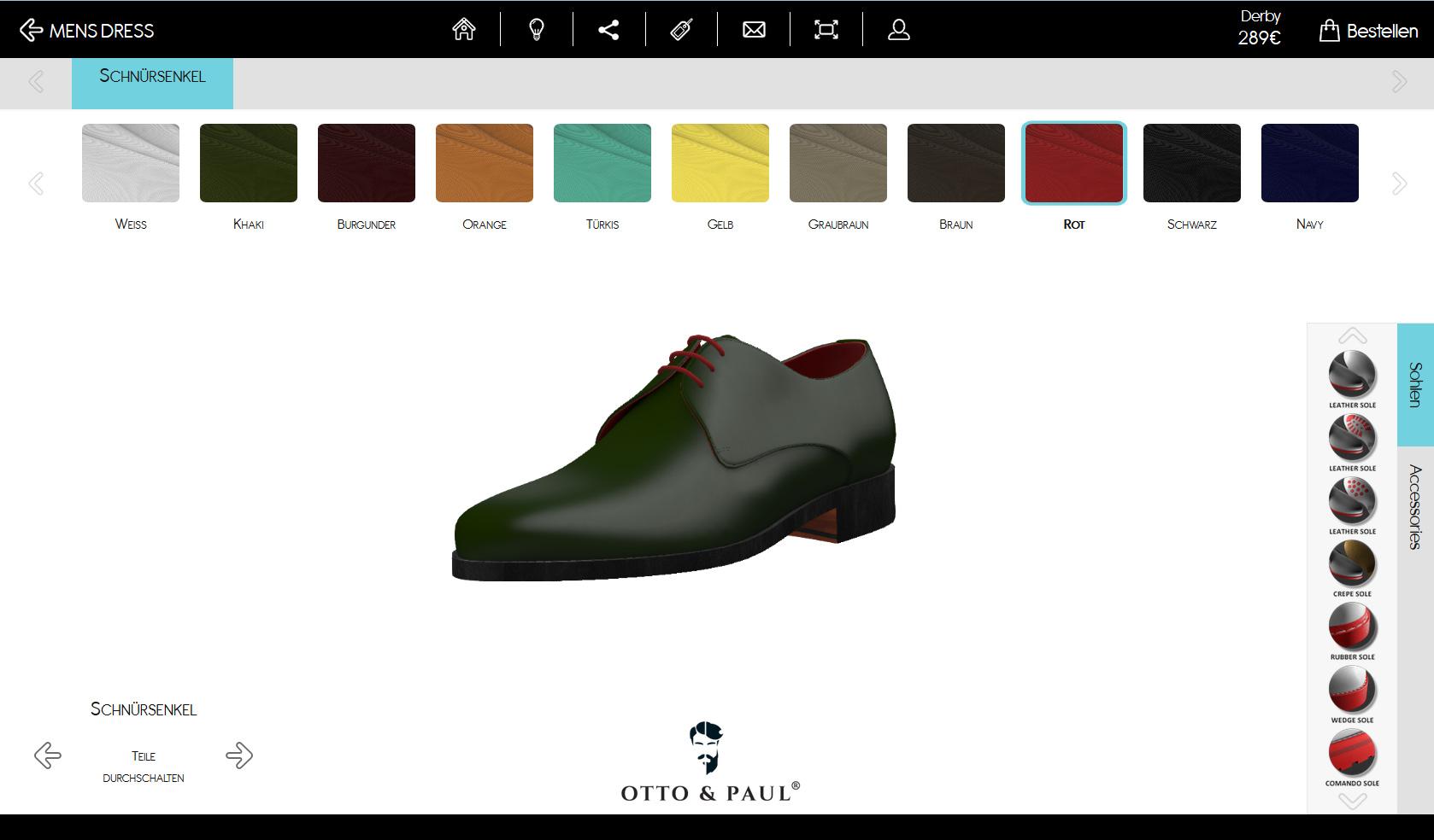 Otto & Paul - Die Schuhkonfiguration